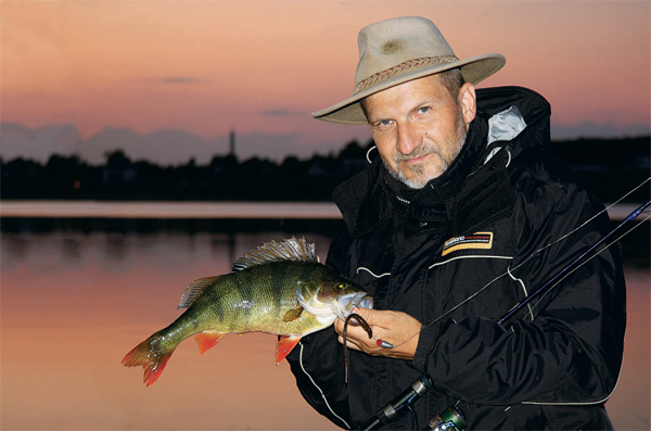 каролина рыбалка