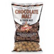 Тонущие бойлы Шоколад и Тигровый орех 20 мм